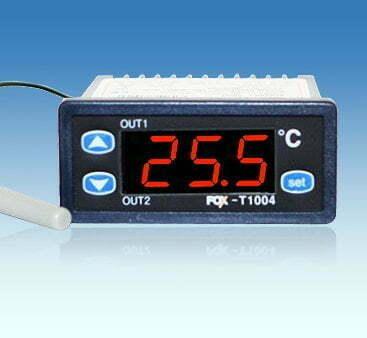 Catalog bộ điều khiển nhiệt độ FOX-T1004
